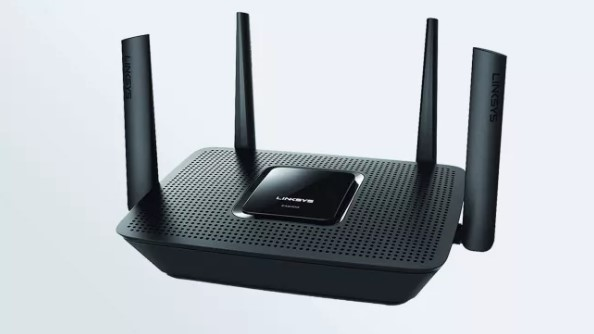 best wireless router for home: Linksys EA8300 Max Stream